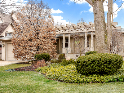 Clarendon Hills Single Family Home For Sale: 67 Sheridan Avenue