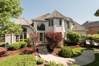 Palos Heights, Palos Hills Single Family Home For Sale: 8126 Aberdeen Drive