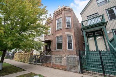 Multi Family Home Price Change: 2019 North Sawyer Avenue