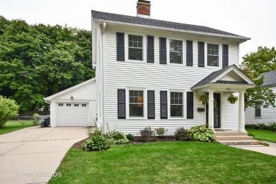 Geneva Single Family Home For Sale: 618 Illinois Street