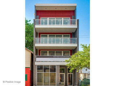 Multi Family Home For Sale: 2740 West Chicago Avenue