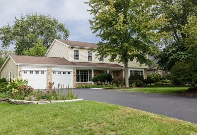 Lincolnshire Single Family Home For Sale: 4 Cornell Drive