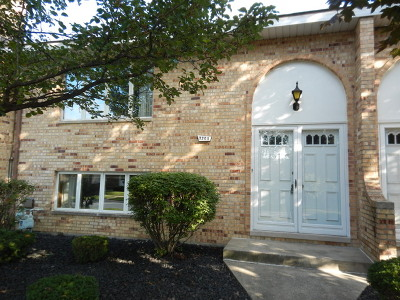 Orland Park Condo/Townhouse For Sale: 7308 West 153rd Street #3