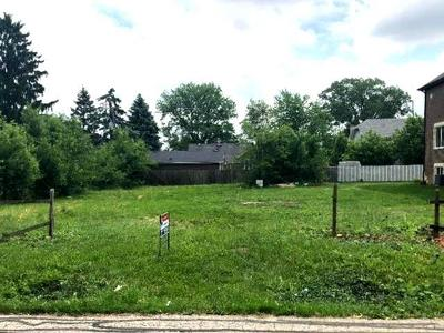 Palos Hills Residential Lots & Land For Sale: 10441 South 83 Avenue