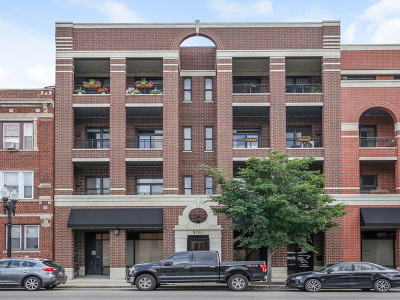 Condo/Townhouse For Sale: 4747 North Clark Street #2N