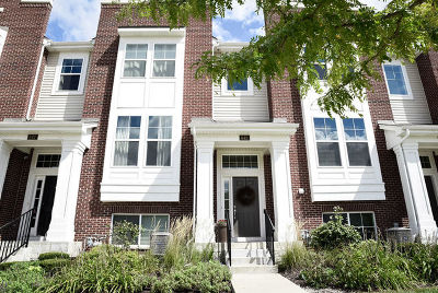 Aurora Condo/Townhouse For Sale: 845 Station Boulevard