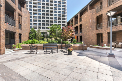Condo/Townhouse For Sale: 1000 North State Street #5