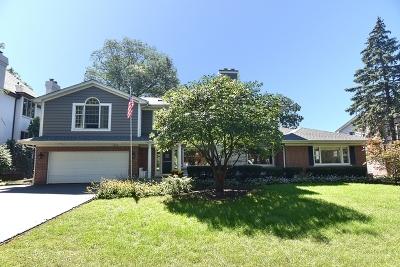 Hinsdale Single Family Home New: 415 Warren Terrace