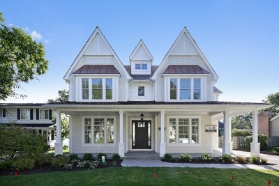 Hinsdale Single Family Home For Sale: 711 Jefferson Street