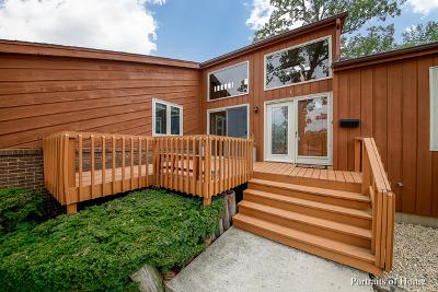 Lemont Single Family Home For Sale: 434 Freehauf Street