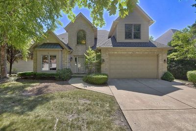 Aurora Single Family Home For Sale: 2461 Waterside Drive