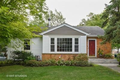 Homewood Single Family Home Contingent: 1665 Cedar Road