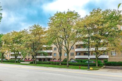 Lincolnwood Condo/Townhouse For Sale: 6400 North Cicero Avenue #217