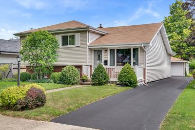 Elmhurst Single Family Home For Sale: 943 South Hawthorne Avenue