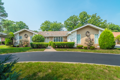 Oak Brook Single Family Home For Sale: 710 Forest Glen Lane