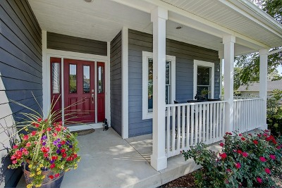 Spring Grove Single Family Home For Sale: 8410 Squirrel Drive