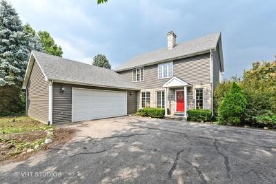 Elgin Single Family Home For Sale: 14n243 Gunpowder Lane