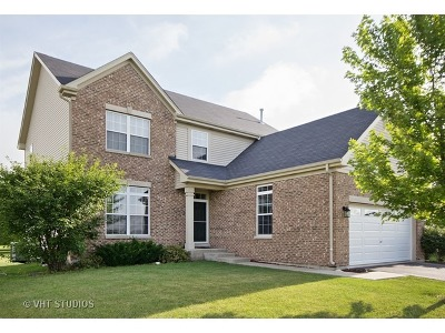 Plainfield Single Family Home Price Change: 6701 Drumm Court