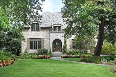 Wilmette Single Family Home For Sale: 1336 Chestnut Avenue