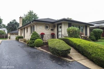 Elmhurst Single Family Home Price Change: 366 North Adele Street