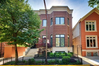 Single Family Home For Sale: 712 South May Street
