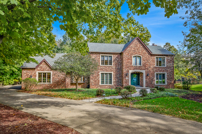 Frankfort Single Family Home For Sale: 575 Butternut Trail