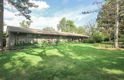 Glenview Single Family Home For Sale: 1015 Linden Leaf Drive