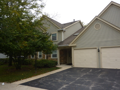 Schaumburg Condo/Townhouse For Sale: 2404 Mallow Court #V2