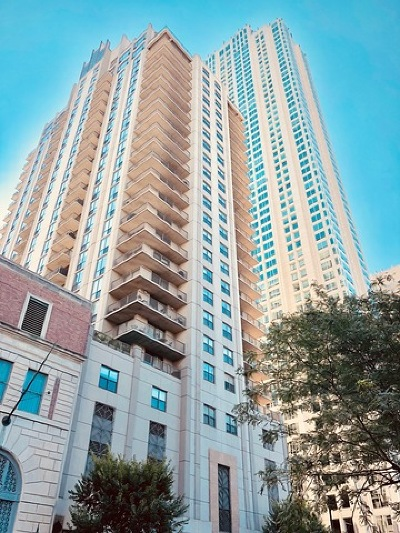 Condo/Townhouse Contingent: 635 North Dearborn Street #1603