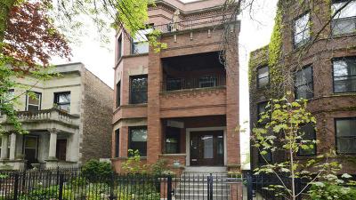 Condo/Townhouse For Sale: 5412 North Glenwood Avenue #3