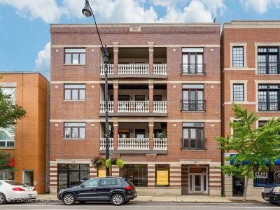 Condo/Townhouse For Sale: 2728 North Lincoln Avenue #2E