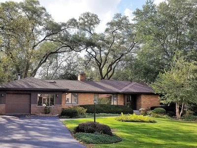 Bensenville Single Family Home For Sale: 4n370 Hawthorne Avenue
