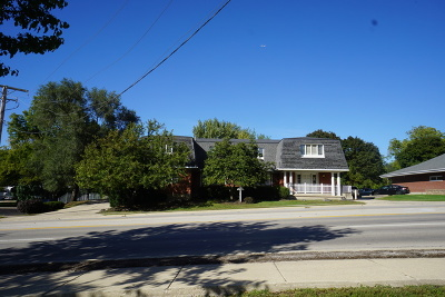 Elgin Commercial For Sale: 474 Summit Street