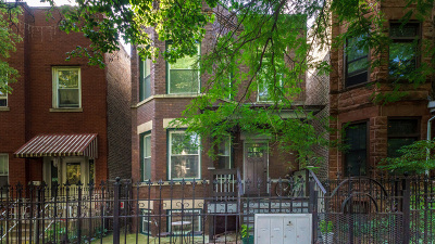 Multi Family Home For Sale: 1844 North Whipple Street