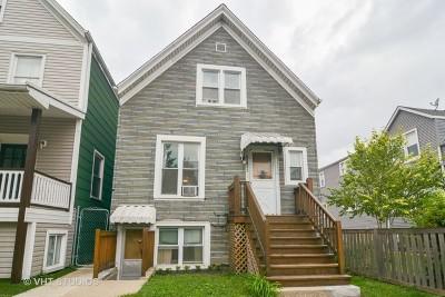 Multi Family Home For Sale: 2516 North Central Park Avenue