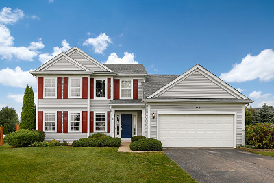North Aurora Single Family Home For Sale: 190 White Oak Drive