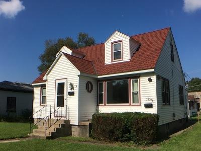 Kankakee Single Family Home For Sale: 365 South Main Avenue