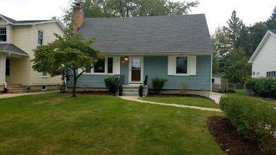 Wheaton Single Family Home Price Change: 1005 Santa Rosa Avenue