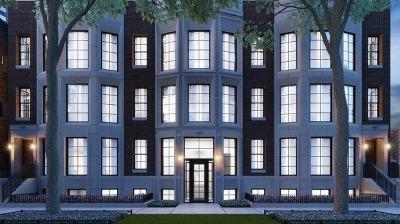 Condo/Townhouse For Sale: 445 West Arlington Place #1W