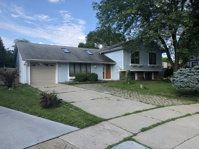 Hanover Park Single Family Home For Sale
