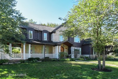 Glenview Single Family Home For Sale: 1021 Linden Lane