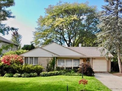 Deerfield Single Family Home For Sale: 1362 Warrington Road