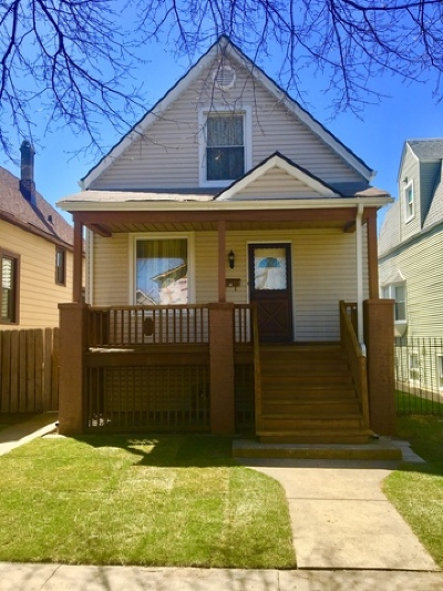 Single Family Home For Sale: 4326 North Central Park Avenue