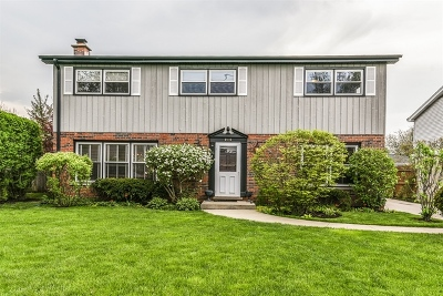Glenview Single Family Home For Sale: 216 Mark Drive
