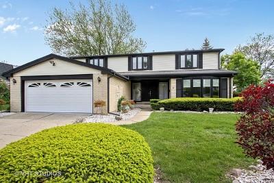 Glenview Single Family Home For Sale: 3731 Winnetka Road