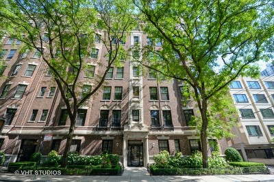 Condo/Townhouse For Sale: 12 East Scott Street #5