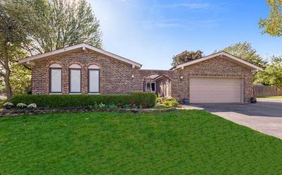 Palatine Single Family Home Price Change: 1022 South Plum Tree Court