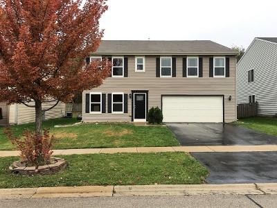 Single Family Home For Sale: 584 Canterbury Lane