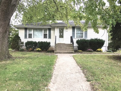 Bradley Single Family Home Re-Activated: 295 North Lasalle Avenue