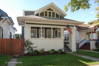 Oak Park Single Family Home For Sale: 843 North Humphrey Avenue